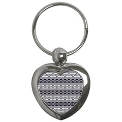 Native American 12 Key Chains (heart)  by Cveti