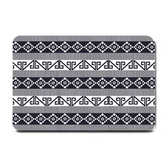 Native American 12 Small Doormat  by Cveti
