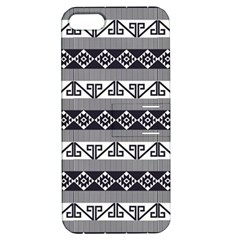 Native American 12 Apple Iphone 5 Hardshell Case With Stand by Cveti