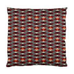 Native American 13 Standard Cushion Case (two Sides) by Cveti