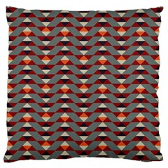 Native American 13 Large Cushion Case (two Sides) by Cveti