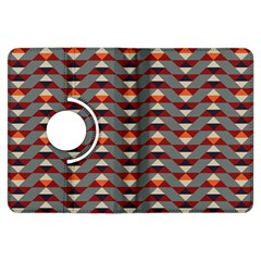 Native American 13 Kindle Fire Hdx Flip 360 Case by Cveti