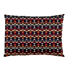 Native American Pattern 14 Pillow Case by Cveti