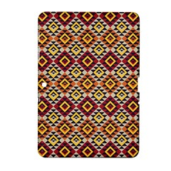 Native American Pattern 15 Samsung Galaxy Tab 2 (10 1 ) P5100 Hardshell Case  by Cveti