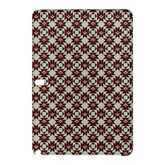 Native American Pattern 18 Samsung Galaxy Tab Pro 10 1 Hardshell Case by Cveti