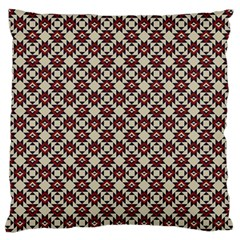 Native American Pattern 18 Standard Flano Cushion Case (two Sides) by Cveti