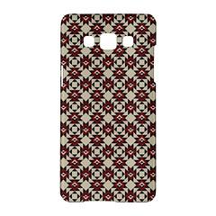 Native American Pattern 18 Samsung Galaxy A5 Hardshell Case  by Cveti