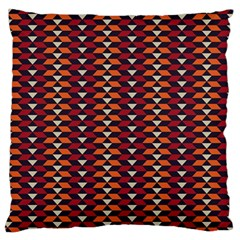 Native American Pattern 19 Standard Flano Cushion Case (two Sides) by Cveti