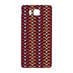 Native American Pattern 19 Samsung Galaxy Alpha Hardshell Back Case by Cveti