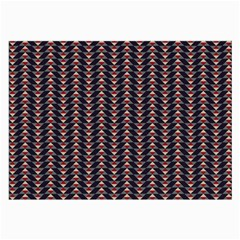 Native American Pattern 20 Large Glasses Cloth (2 Side) by Cveti