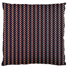 Native American Pattern 20 Large Cushion Case (two Sides) by Cveti