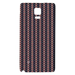 Native American Pattern 20 Galaxy Note 4 Back Case by Cveti