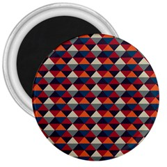 Native American Pattern 21 3  Magnets by Cveti