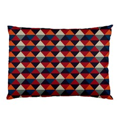 Native American Pattern 21 Pillow Case by Cveti