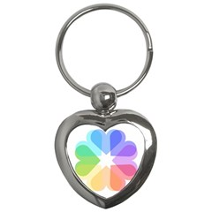 Heart Love Wedding Valentine Day Key Chains (heart)  by Celenk