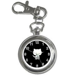 Logo Icon Github Key Chain Watches by Celenk