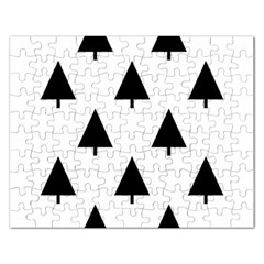 Scrap Background Spruce Christmas Rectangular Jigsaw Puzzl by Celenk