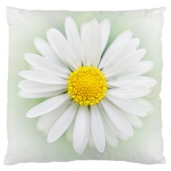 Art Daisy Flower Art Flower Deco Large Cushion Case (two Sides) by Celenk