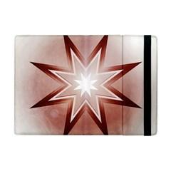 Star Christmas Festival Decoration Apple Ipad Mini Flip Case by Celenk
