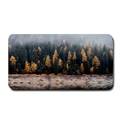 Trees Plants Nature Forests Lake Medium Bar Mats by Celenk