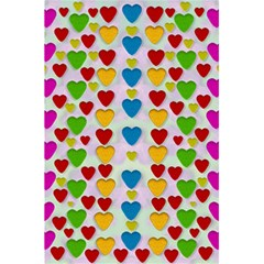 So Sweet And Hearty As Love Can Be 5 5  X 8 5  Notebooks by pepitasart