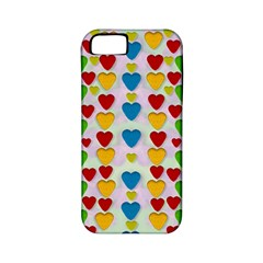 So Sweet And Hearty As Love Can Be Apple Iphone 5 Classic Hardshell Case (pc+silicone) by pepitasart