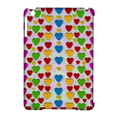 So Sweet And Hearty As Love Can Be Apple Ipad Mini Hardshell Case (compatible With Smart Cover) by pepitasart