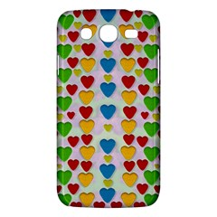 So Sweet And Hearty As Love Can Be Samsung Galaxy Mega 5 8 I9152 Hardshell Case  by pepitasart