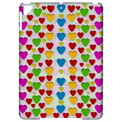 So Sweet And Hearty As Love Can Be Apple Ipad Pro 9 7   Hardshell Case by pepitasart