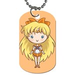 CutiE Venus/V Dog Tag (Two-sided)