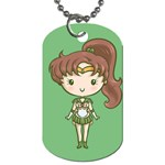 CutiE Jupiter/Venus Dog Tag (Two-sided)