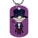 CutiE Tuxedo Mask/Moon Dog Tag (Two-sided)