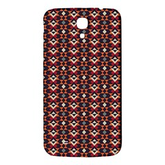 Native American Pattern 22 Samsung Galaxy Mega I9200 Hardshell Back Case by Cveti