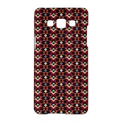 Native American Pattern 22 Samsung Galaxy A5 Hardshell Case  by Cveti