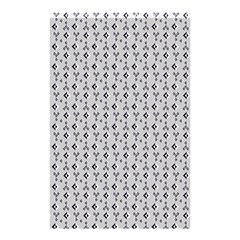 Native American Pattern 24 Shower Curtain 48  X 72  (small)  by Cveti