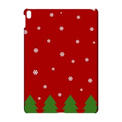 Christmas Pattern Apple Ipad Pro 10 5   Hardshell Case by Valentinaart