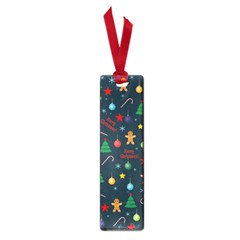 Christmas Pattern Small Book Marks by Valentinaart