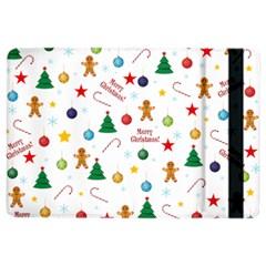 Christmas Pattern Ipad Air 2 Flip by Valentinaart