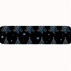 Christmas Tree   Pattern Large Bar Mats by Valentinaart