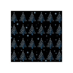 Christmas Tree   Pattern Acrylic Tangram Puzzle (4  X 4 ) by Valentinaart