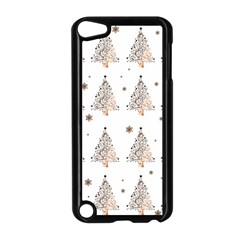 Christmas Tree   Pattern Apple Ipod Touch 5 Case (black) by Valentinaart