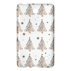 Christmas Tree   Pattern Samsung Galaxy Tab 4 (8 ) Hardshell Case  by Valentinaart