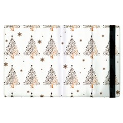 Christmas Tree   Pattern Apple Ipad Pro 12 9   Flip Case