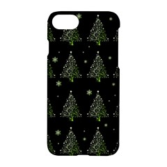 Christmas Tree   Pattern Apple Iphone 8 Hardshell Case by Valentinaart