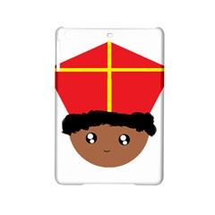 Cutieful Kids Art Funny Zwarte Piet Friend Of St  Nicholas Wearing His Miter Ipad Mini 2 Hardshell Cases by yoursparklingshop