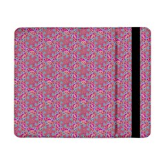 Whirligig Pattern Hand Drawing Pink 01 Samsung Galaxy Tab Pro 8 4  Flip Case by Cveti
