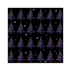 Christmas Tree   Pattern Acrylic Tangram Puzzle (6  X 6 ) by Valentinaart
