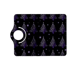 Christmas Tree   Pattern Kindle Fire Hd (2013) Flip 360 Case by Valentinaart