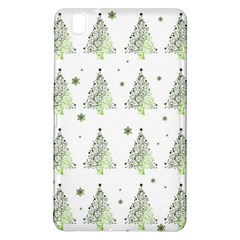 Christmas Tree   Pattern Samsung Galaxy Tab Pro 8 4 Hardshell Case by Valentinaart