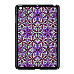 Flower Of Life Hand Drawing Pattern Apple Ipad Mini Case (black) by Cveti